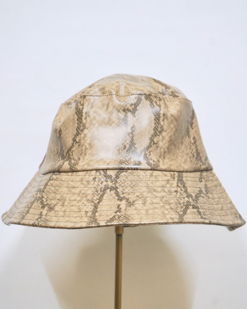 Python Bucket Hat(beige)
