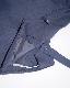 2type Strap Long Jumper Skirt (blue)