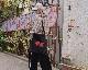 【WEB限定】CHECKED BIG SHIRTS ONEPIECE(BRN)