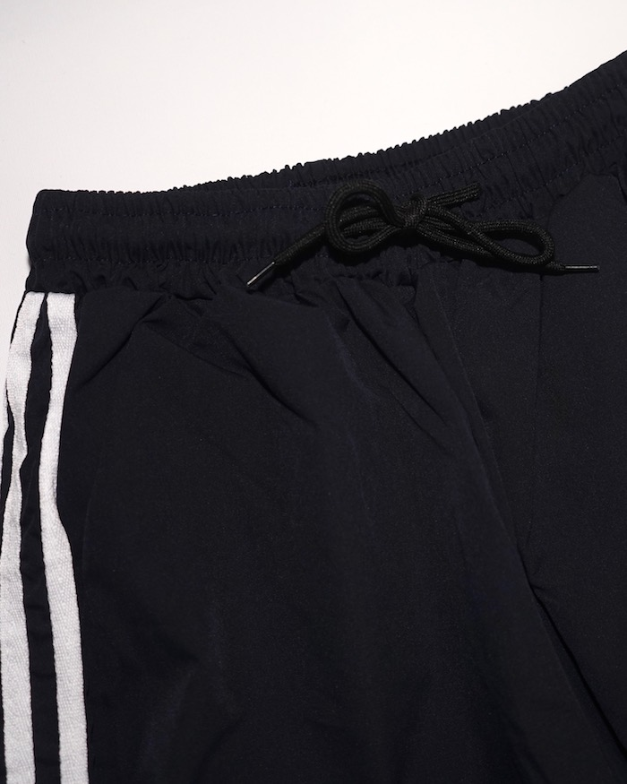Side 3Line Nylon Easy Pants