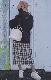 Knit Rib Oversized Sweat PO (black)
