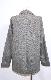 Herringbone Tweed Jacket+Pants 2P SET UP (grey)