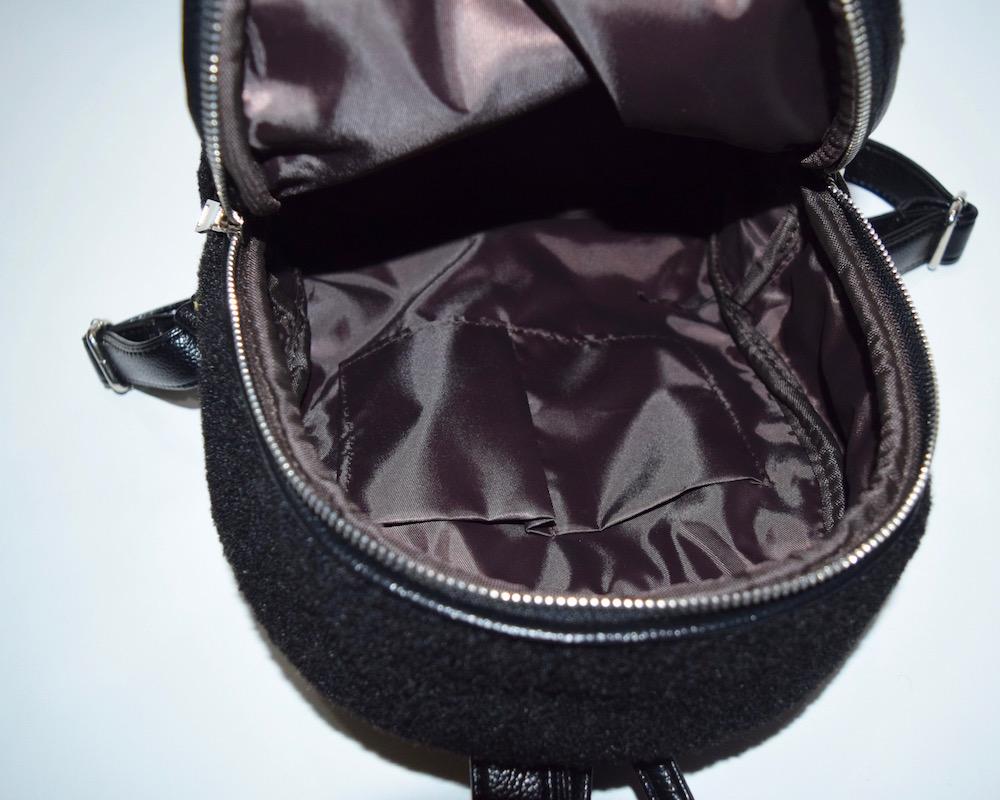 BLACK BOA BACK-PACK