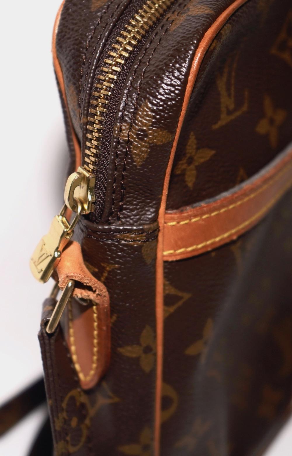 """""""LOUIS VUITTON"""" Monogram Danube Shoulder Bag"""