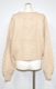 Cable Knit Loose Cardigan (off white)