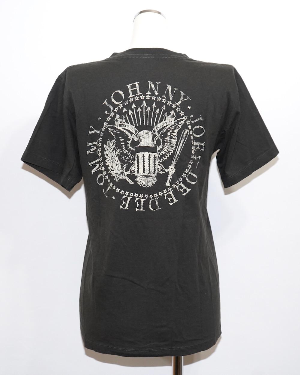 """RAMONES"" T-Shirts (chacoal)"