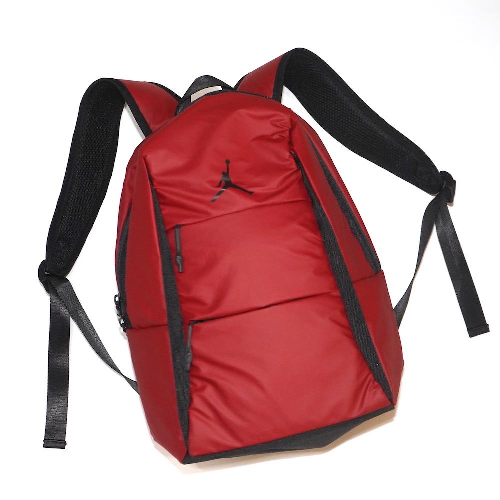 NIKE AIR JORDAN BACK PACK (RED)