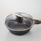 鍋型フライパン 専用ガラス蓋