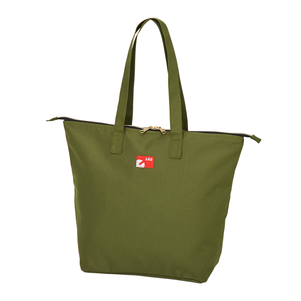 コンパクトに畳める保冷温買物バッグ