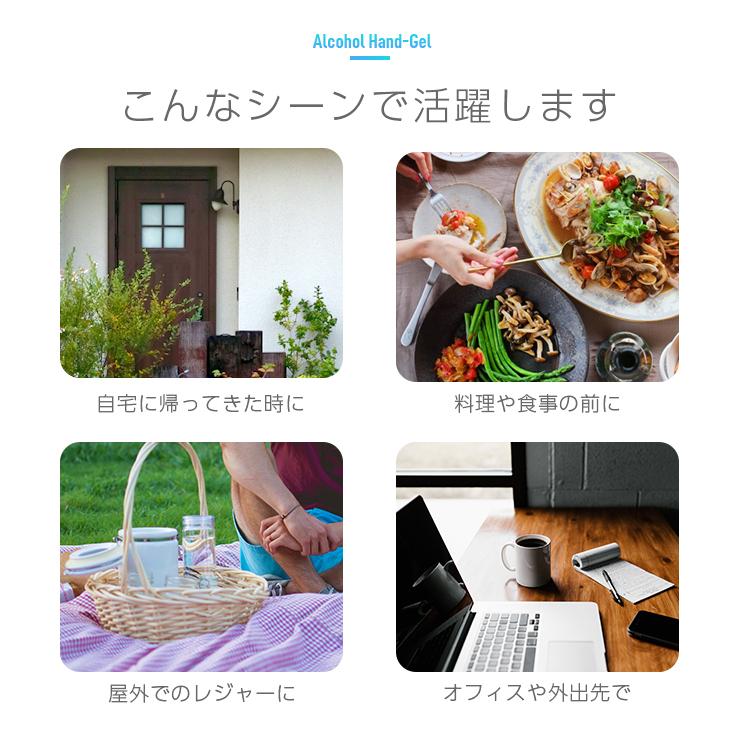 【送料無料】薬用手指消毒ジェル 190ml