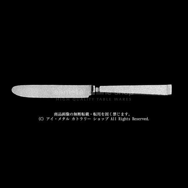 LUCKYWOOD(ラッキーウッド)18-10 TIROL(チロル)デザート(ディナー)ナイフ(最中柄/鋸刃)