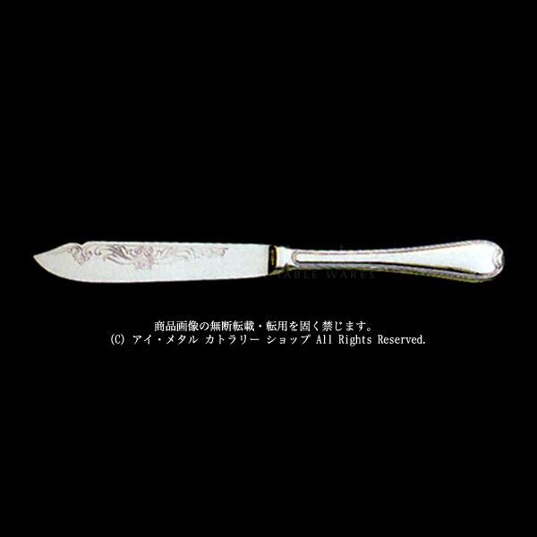 LUCKYWOOD(ラッキーウッド)18-10 TIARA(ティアラ)フィッシュナイフ(最中柄)