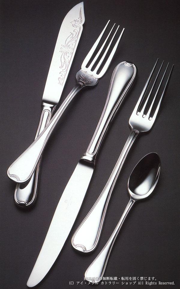 LUCKYWOOD(ラッキーウッド)18-10 TIARA(ティアラ)テーブル(ディナー)スプーン