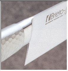 Brieto(ブライト)M11PRO 武光(日本鋼) 牛刀包丁 180mm