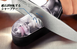 Brieto(ブライト)業務用包丁研ぎ器 ウォーターシャープIII用替え砥石