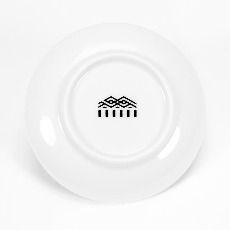 豆皿 アイヌ文様 カパラミプ