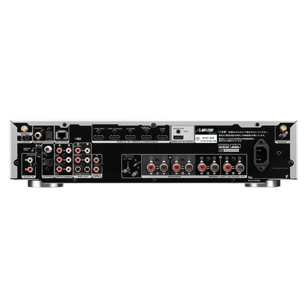 AIRBOW - NR1200 Special コンプリートパッケージ(ステレオ2ch・AVアンプ)