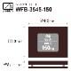 AIRBOW - WFB-3545-150/300(350×450mm・高さ約58mm/耐荷重150kg・300kgお選びいただけます・1台)