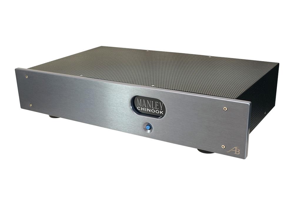 AIRBOW - CHINOOK Ultimate(MM/MC対応・真空管フォノイコライザーアンプ)