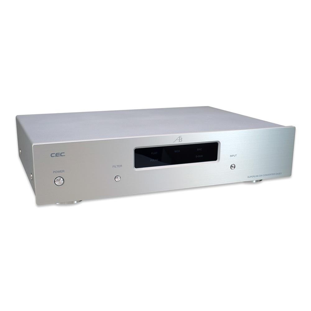 AIRBOW - DA3EX Analogue シルバー(D/Aコンバーター)