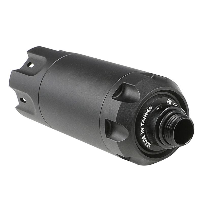ACETECH ブラスタートレーサーユニット (14mm逆→11mm正アダプター付属) Black