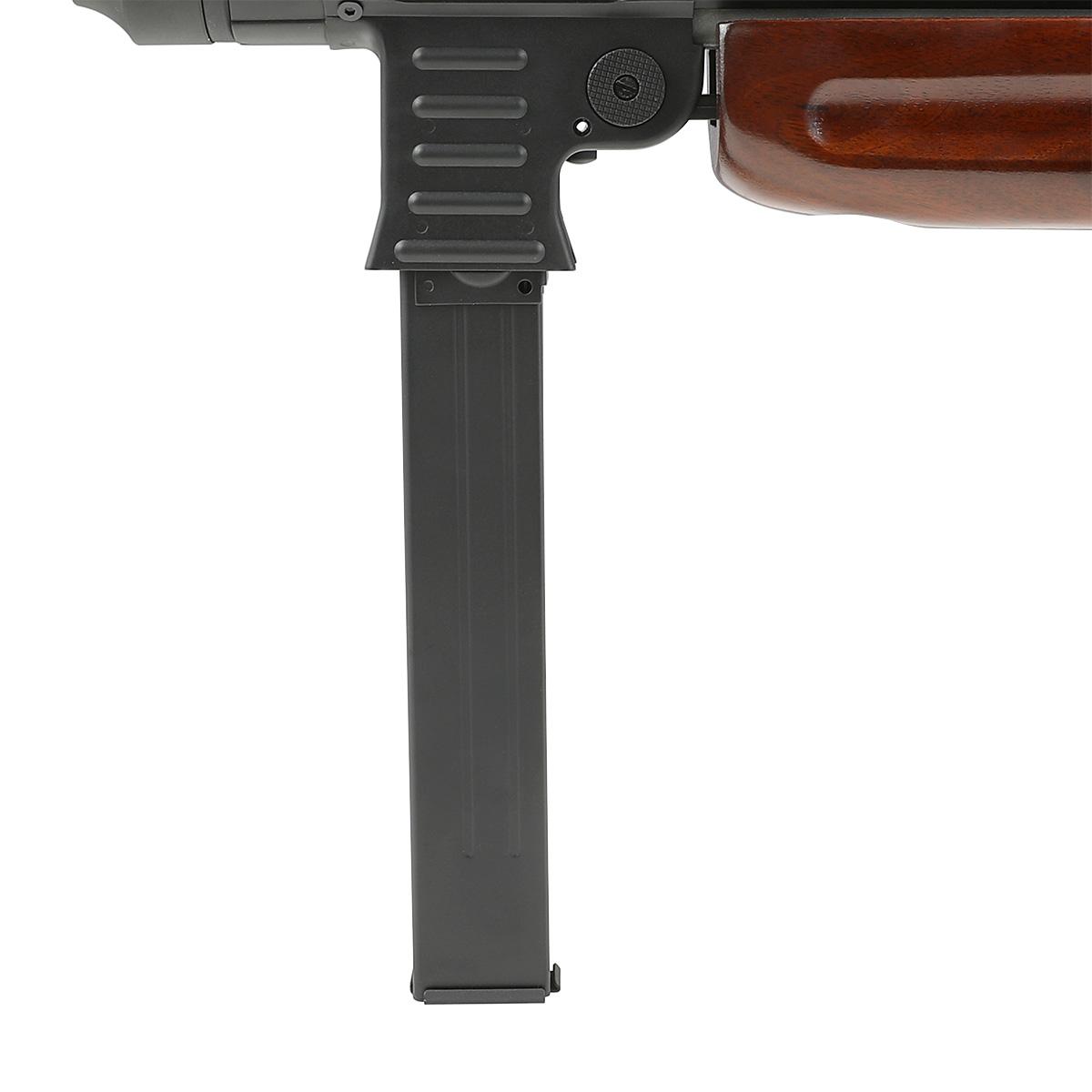 【同梱不可】 SRC MP41 フルメタル電動ガン NV (リアルウッド EBB JP Ver.) 【配送業者:佐川急便限定】