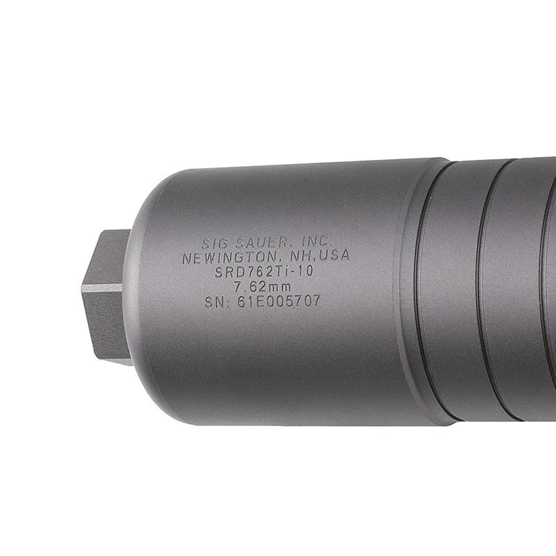 Airsoft Artisan LVAWハンドガード/SRD762Tiタイプサプレッサーセット (SIG AIR MCX Virtus対応)