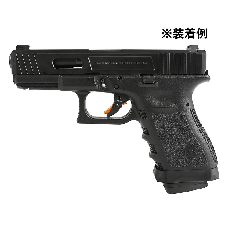 Guns Modify Glock19 SAI Tier Oneスタイルアルミスライドセット (Blackバレル/東京マルイ対応)