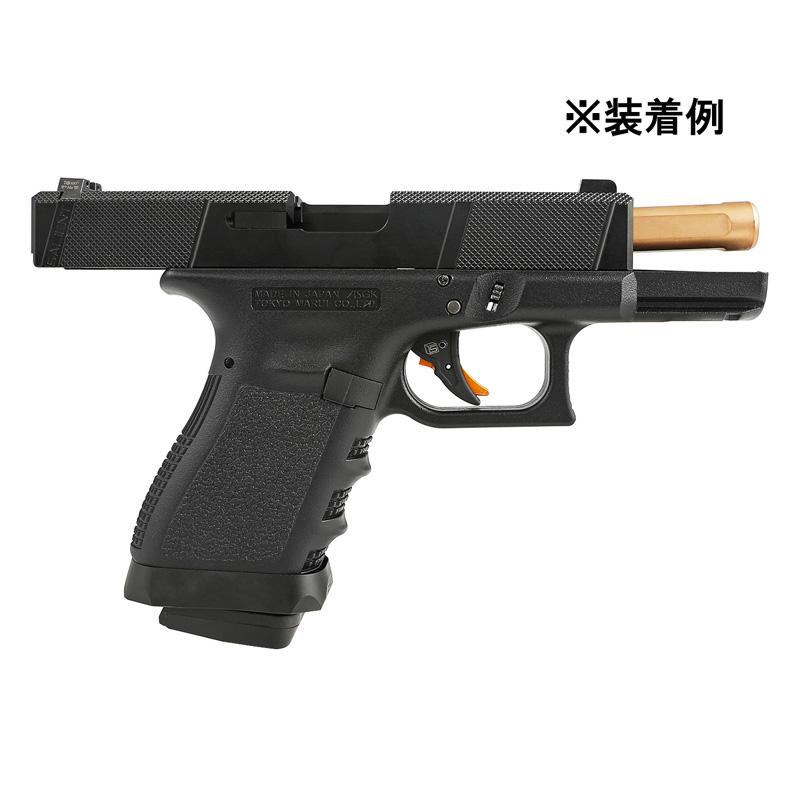 Guns Modify Glock19 SAI Tier One Utilityスタイルアルミスライドセット (Rose Goldバレル/東京マルイ対応)
