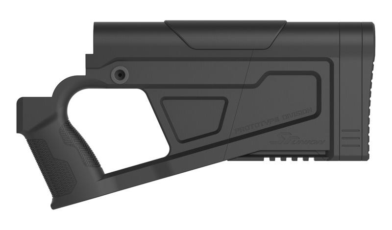 SRU SRQ GBB AR Advancedキット BK