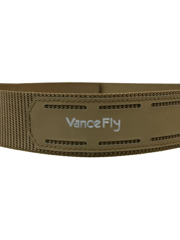 VanceFly ORION タクティカルベルト Black/Sサイズ