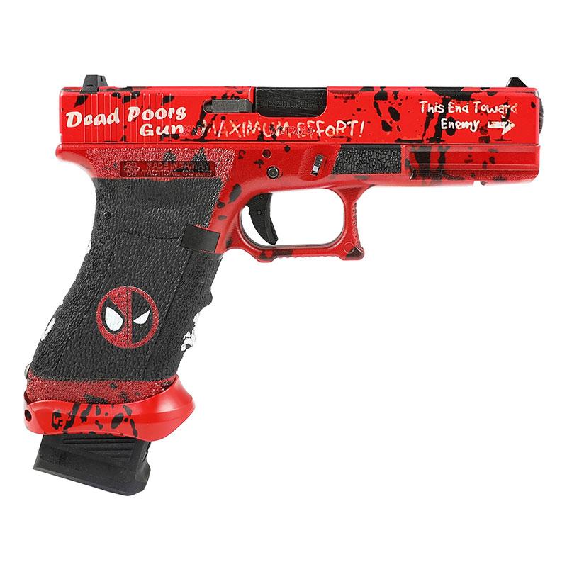 Ascend Deadpool DP17 ガスブローバックピストル (STD Ver.)