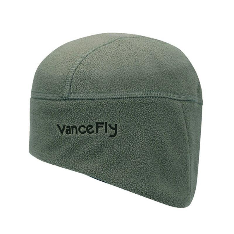 VanceFly フリースイヤーフラップハット Foliage Green