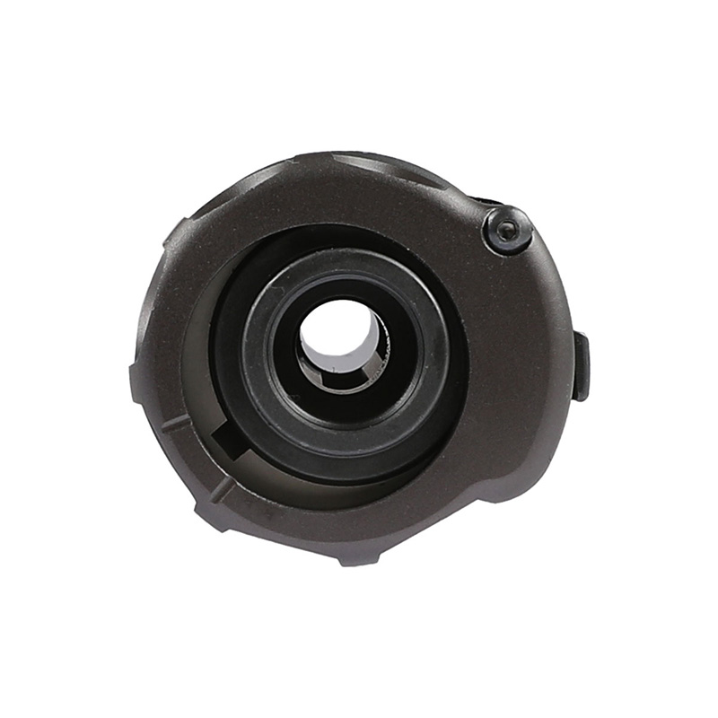 Airsoft Artisan SFタイプ SOCOM556-RCサプレッサー/4-Prongフラッシュハイダーセット Black