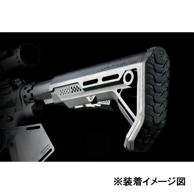 5KU SIタイプ アドバンスレシーバーエクステンション (東京マルイ M4 MWS対応) RED