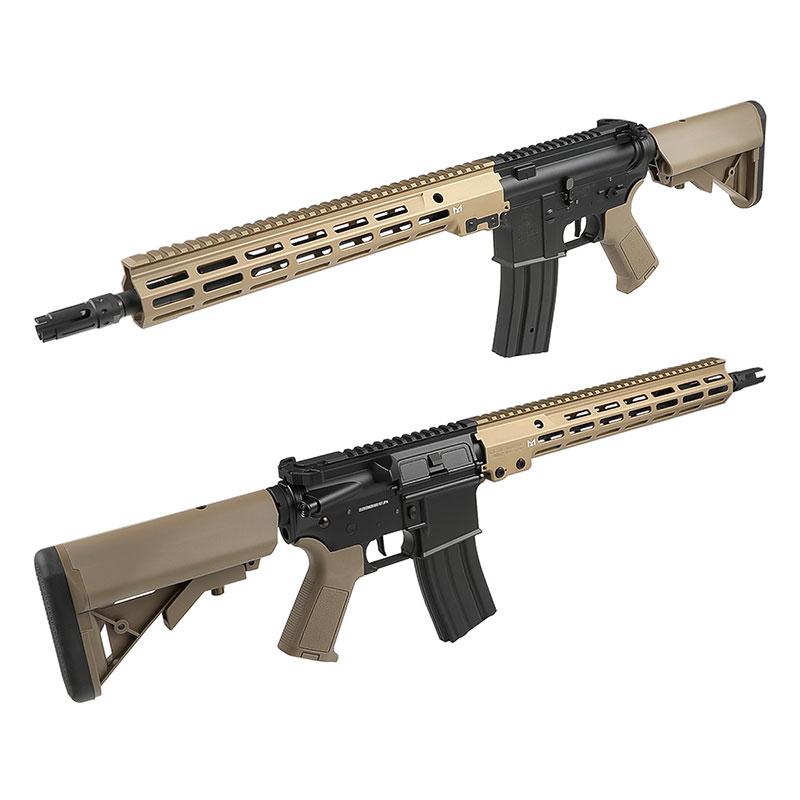 Double Eagle M4 URG-I/Mk16 14.5inch AEG (電子トリガー搭載/JP Ver.) DDC ガンケース付 【Double Eagle以外は同梱不可】【配送業者:佐川急便限定】