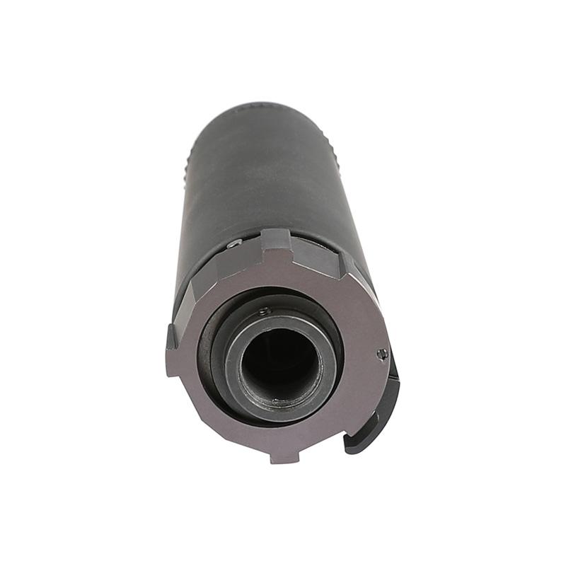 Airsoft Artisan SFタイプ FH556SAサイレンサー/212Aハイダーセット Black
