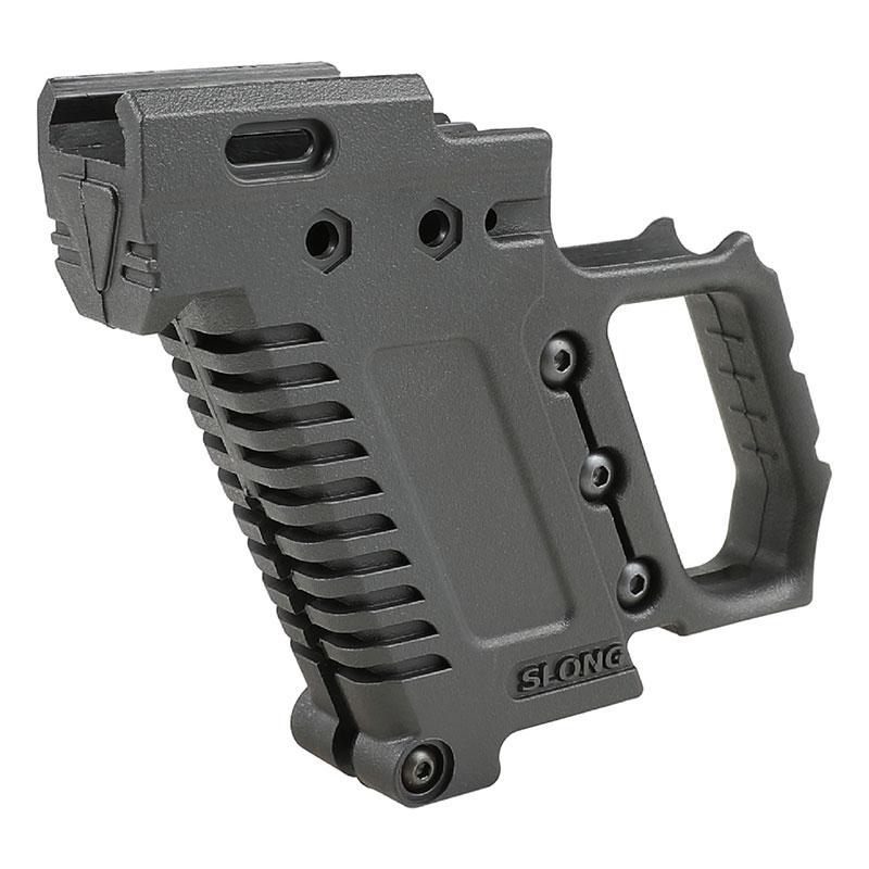 SLONG Airsoft G-KRISS Glockキット XI BK