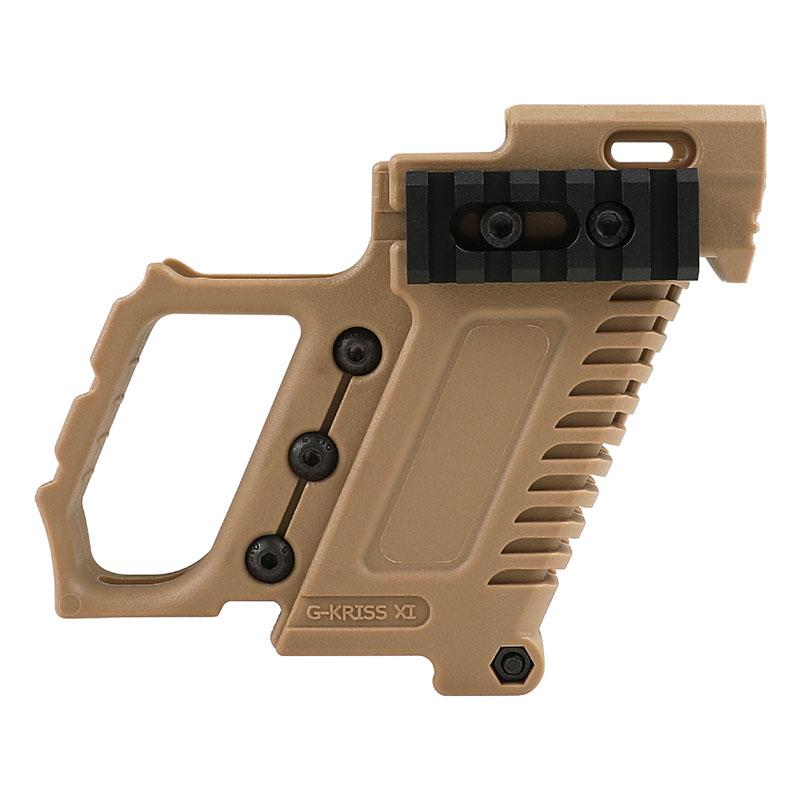 SLONG Airsoft G-KRISS Glockキット XI DE