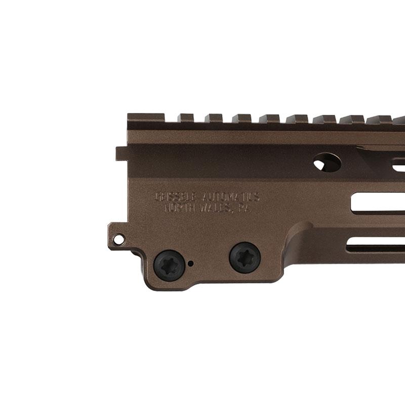 Zparts Geissele URG-I/Mk16タイプ 9.3inchハンドガード (東京マルイ M4 MWS対応/別売アウターバレル専用) DDC