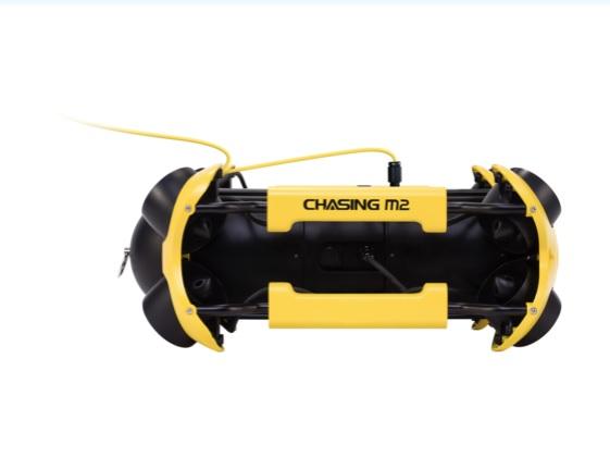【ハードケース付き】CHASING M2 水中ドローン 100mワイヤータイプ【※ケースに傷やへこみあり】