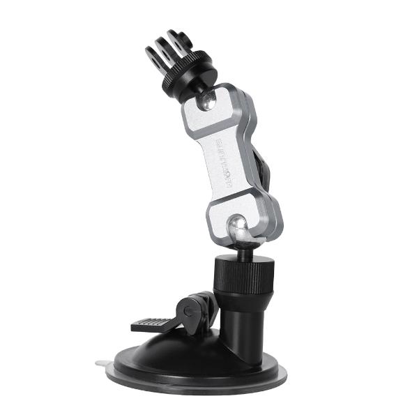 Nancy GoPro用  カーマウントブラケットホルダー 【INSTA360 ONE X2・DJI Pocket2 (別途アダプター必要)】