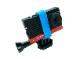 AIRSTAGE BETAFPV×Insta360 SMO  4K カメラ用  GOPRO系ベース取付ブラケット【ブルー】