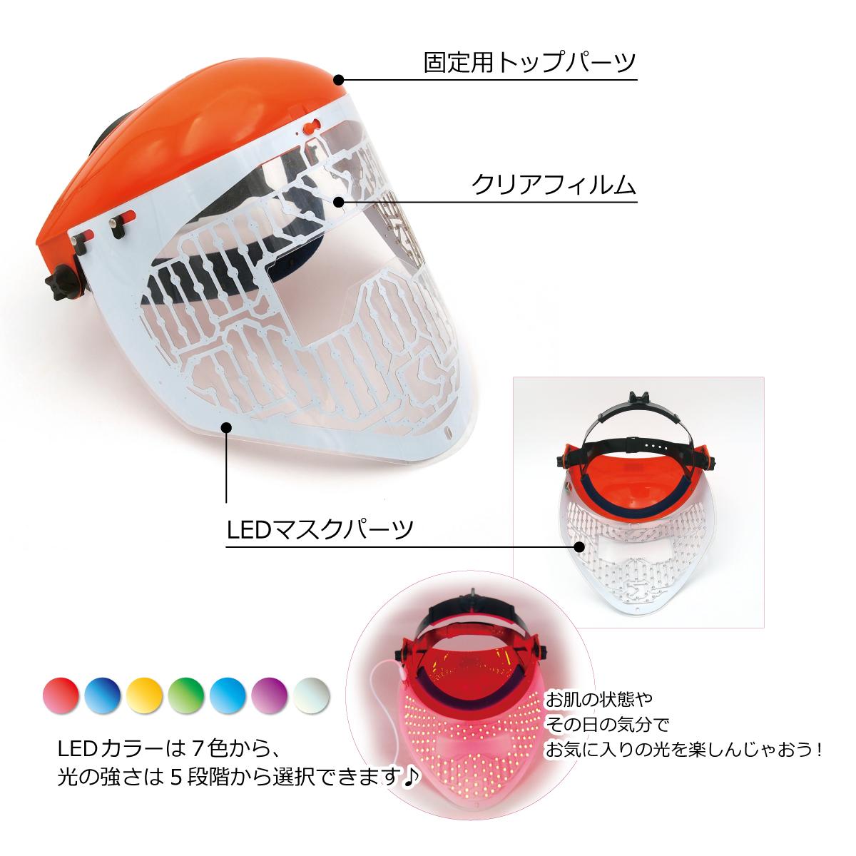 コラーゲンマシンマスク