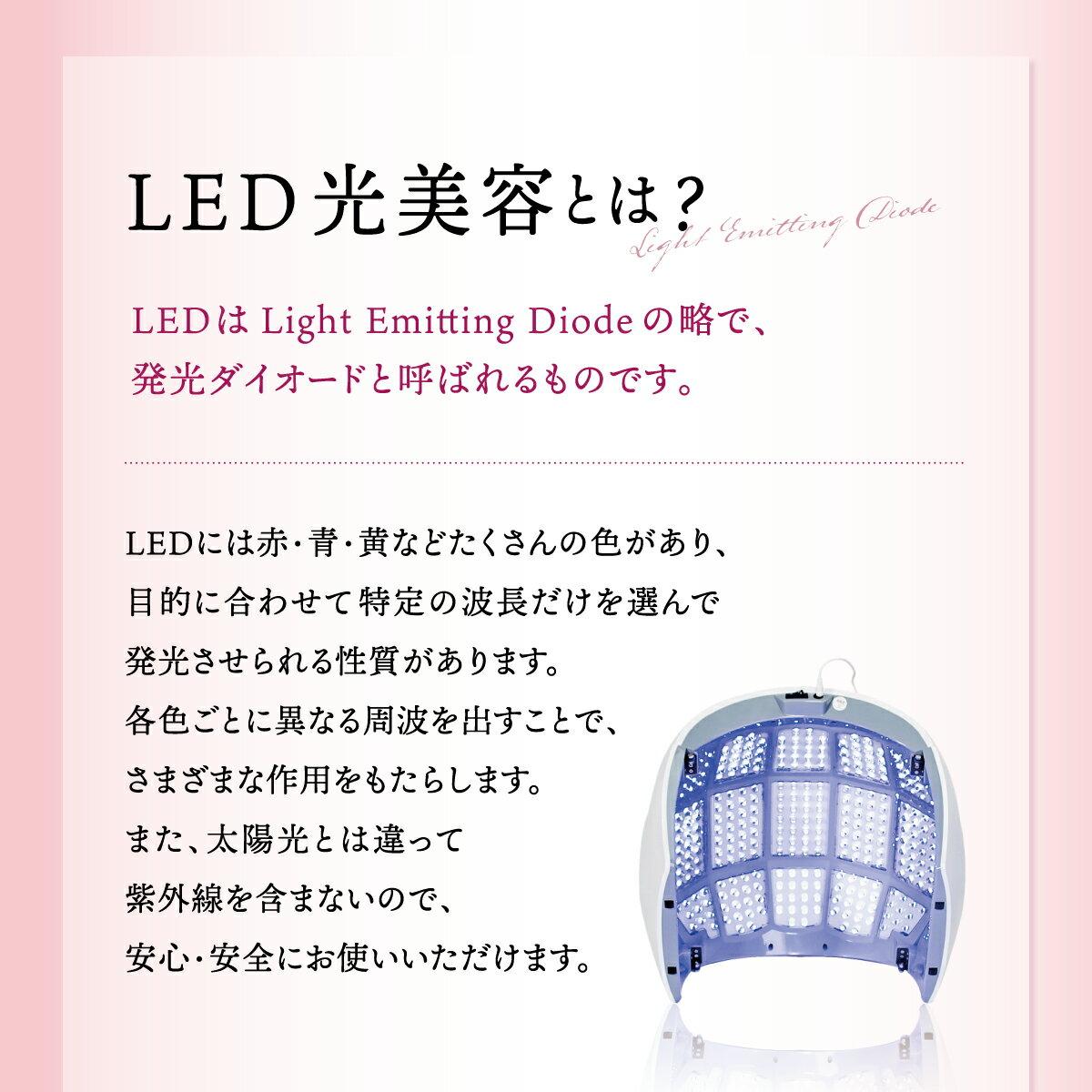 【プレミア】LED美容ライト