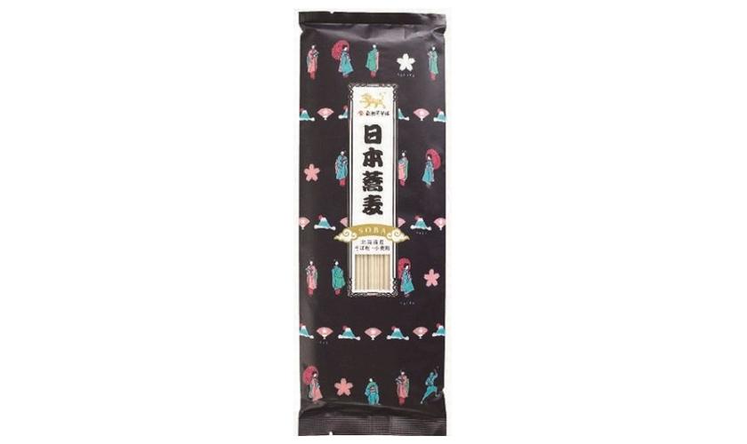 日本蕎麦(そば)20袋入