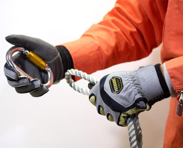 PROHANDS JK-613 現場活動用手袋 オールラウンドグローブ 【富士グローブ/ガンカット/水洗いOK/救助】