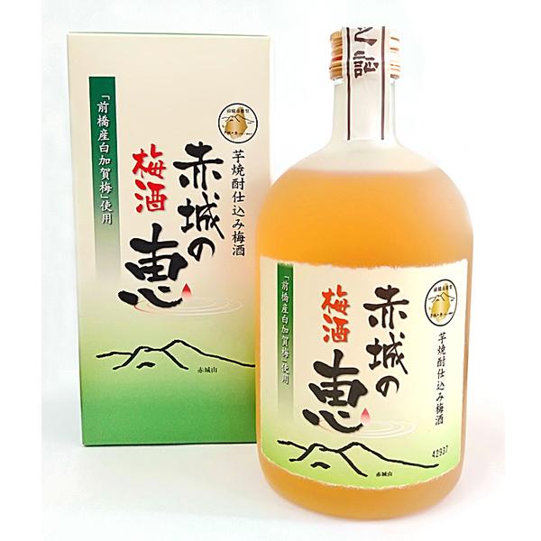 梅酒【芋焼酎仕込み】