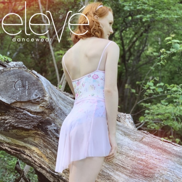 【eleve】Aisling May Day レオタード(数量限定販売)
