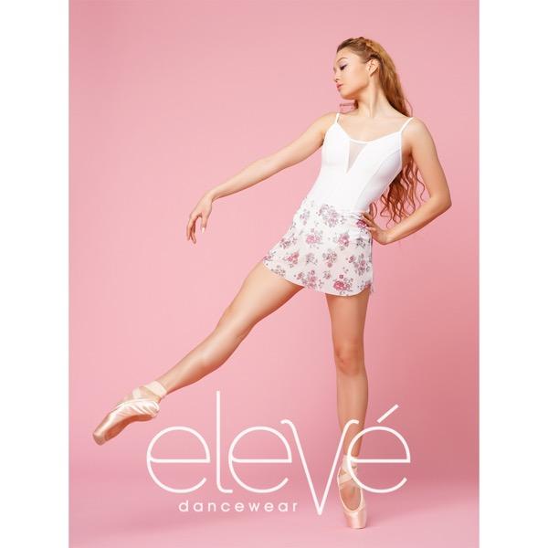【eleve】 Tulip Skirt Beloved Mesh スカート